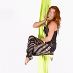 Jade: Instructor - Vertigal Aerial Fitness: Canberra Pole Dancing