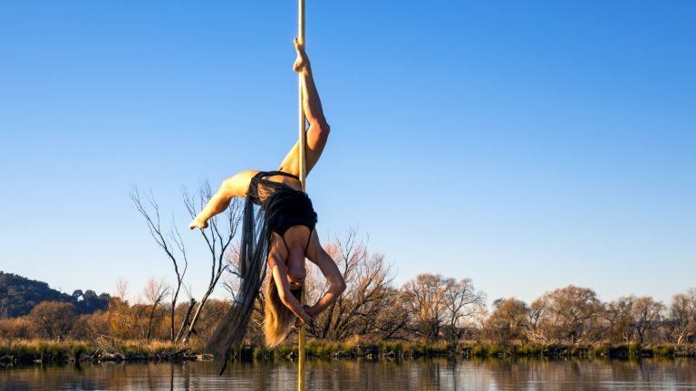 Image for the Testimonials Page  - Vertigal Aerial Fitness: Canberra Pole Dancing