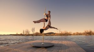 Image for the Pole Dancing - Vertigal Aerial Fitness: Canberra Pole Dancing