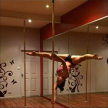 Class Image 2 - Vertigal Aerial Fitness: Canberra Pole Dancing